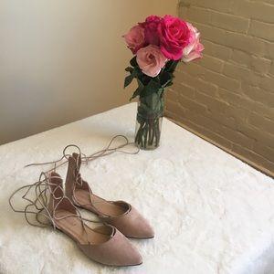 Blush Flats by ShoeDazzle